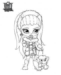 Abbey de Monster High