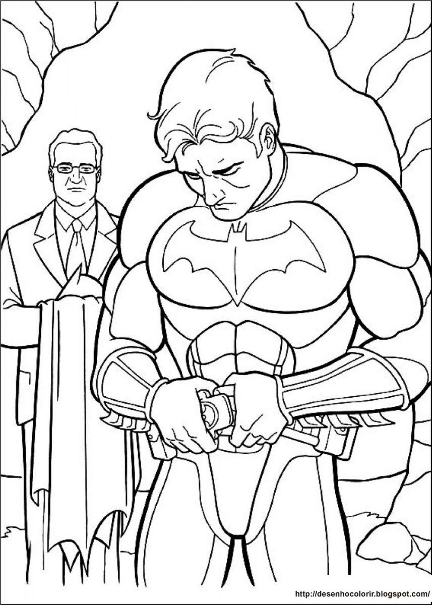 Batman, el hombre murciélago