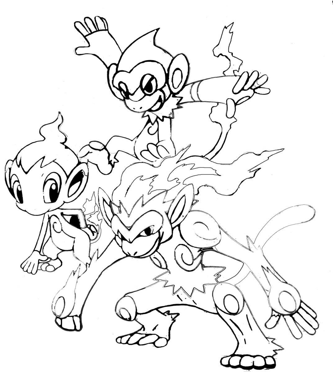 Pokemon FireTrio