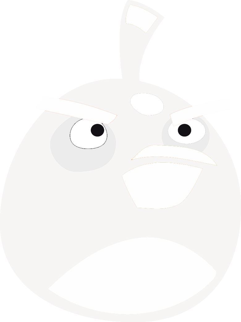 Angry Bird Bomba