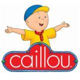 Dibujos de Caillou para colorear on line