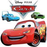 Dibujos de Cars para colorear on line - Rayo McQueen