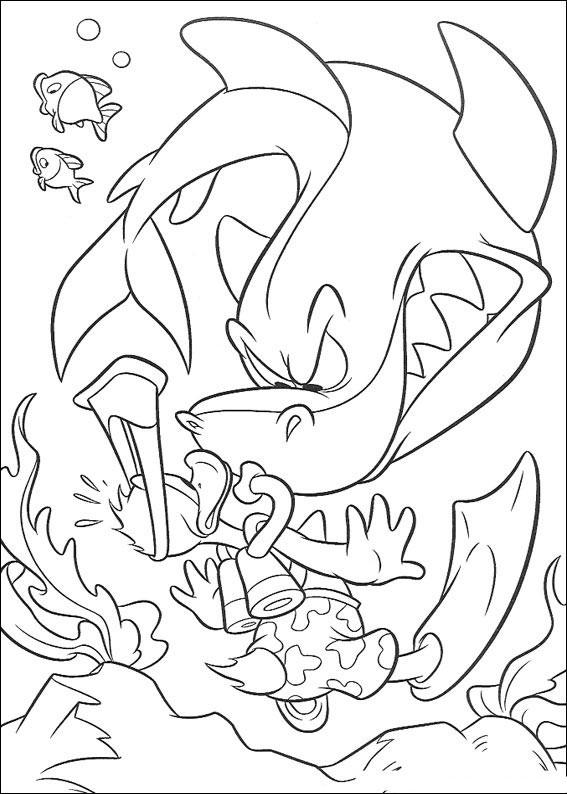 Dibujos para colorear Pato Donald