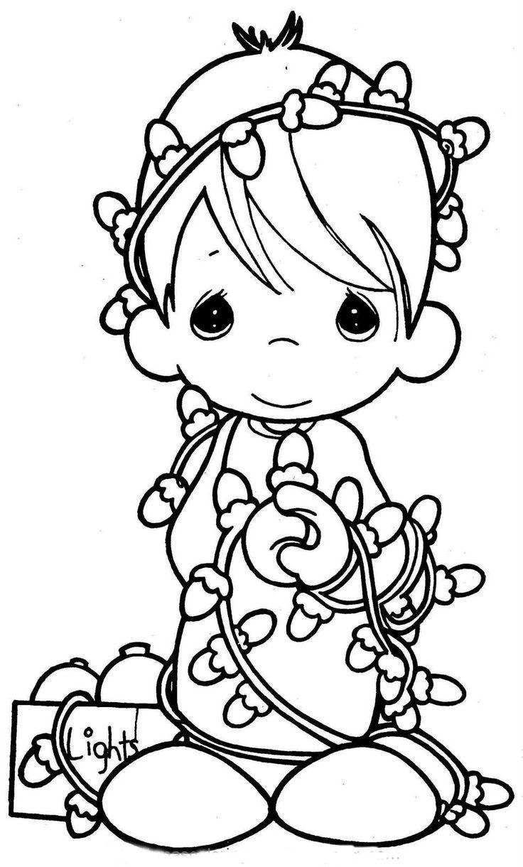 Dibujos para colorear online Navidad (6)