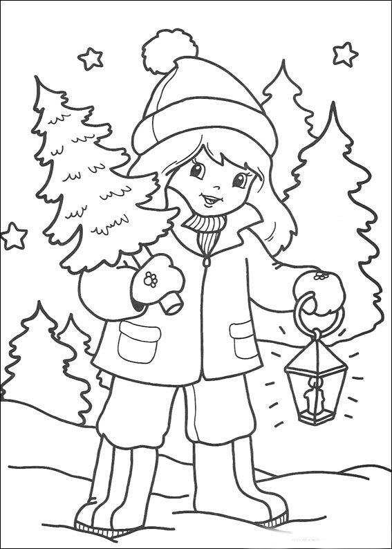 Dibujos para colorear online Navidad (8)