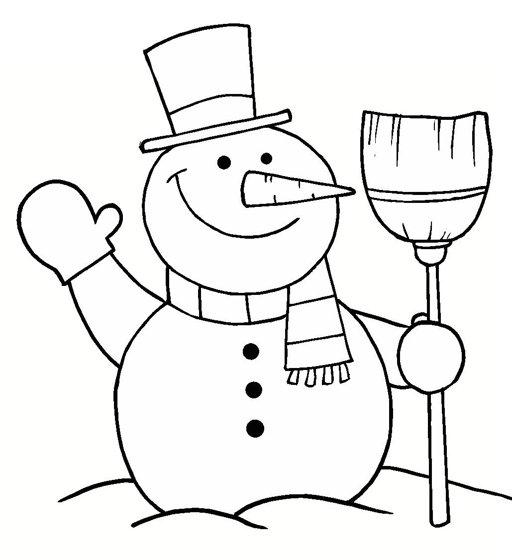 dibujos para colorear Navidad (20)