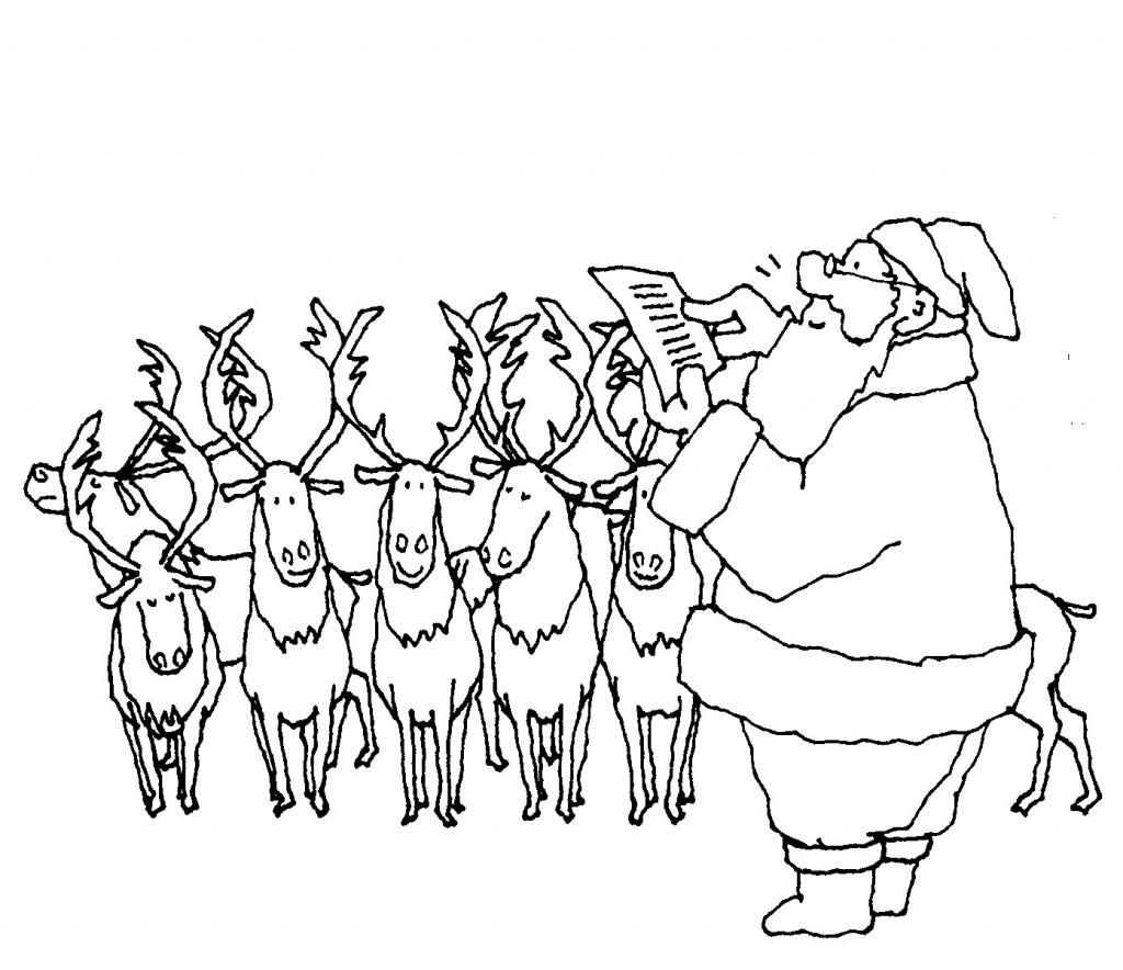dibujos para colorear Navidad (29)