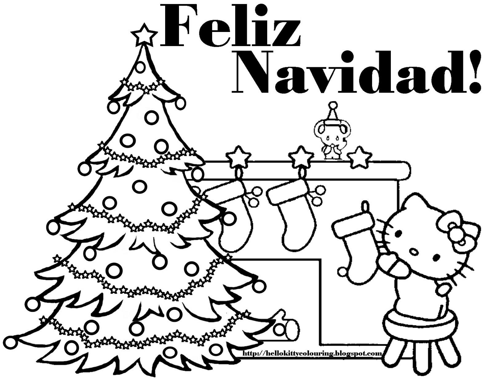dibujos para colorear Navidad (30)