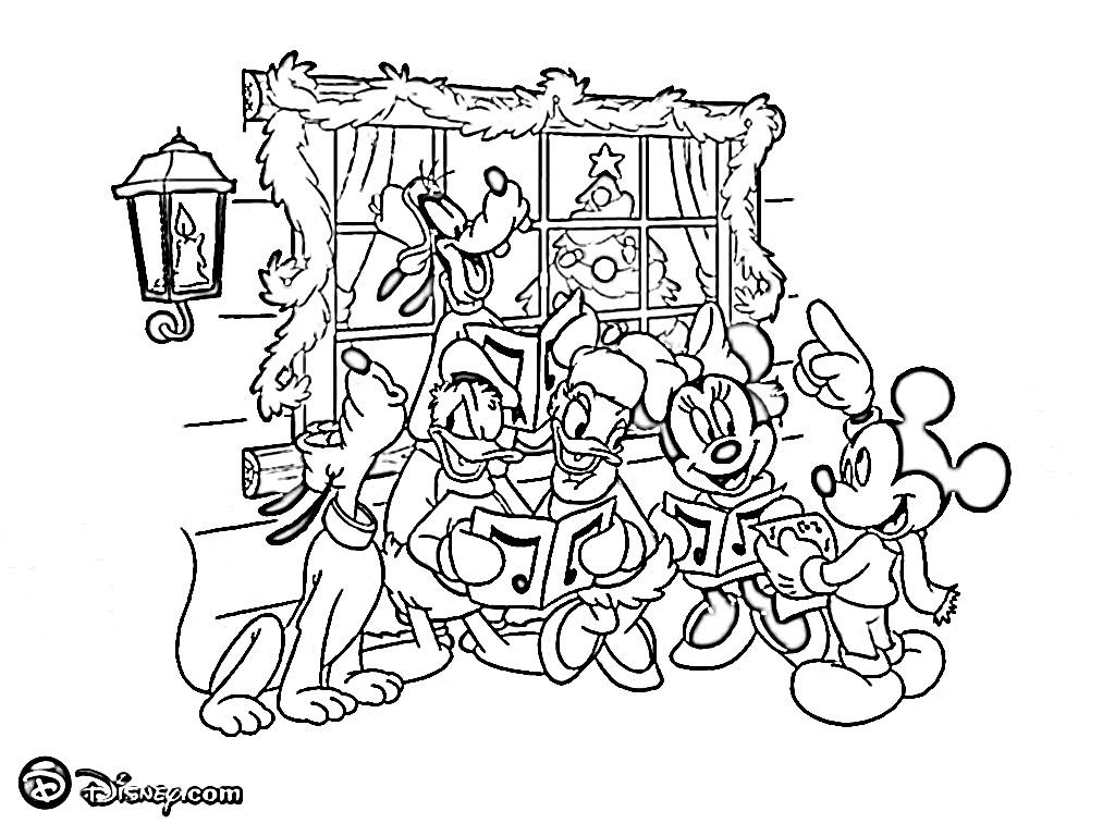 dibujos para colorear Navidad (33)