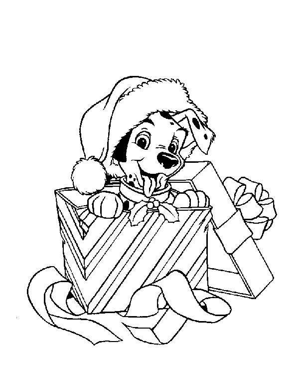 dibujos para colorear Navidad (34)