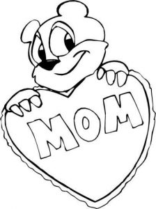 Happy day, mom!!